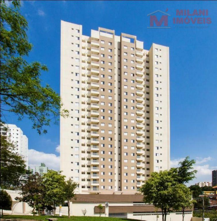 Apartamento residencial à venda, Butantã, São Paulo - AP0025.