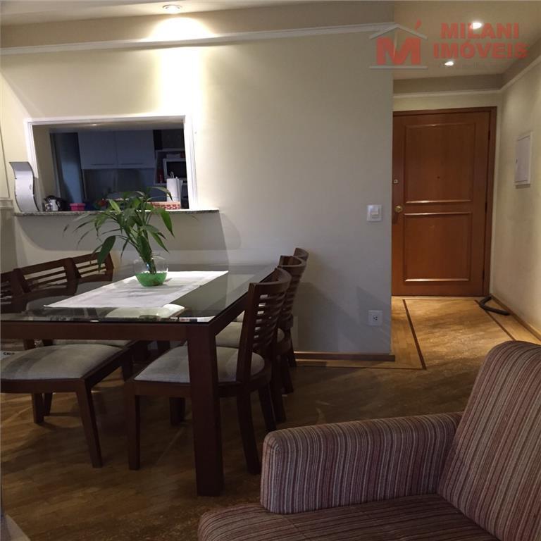 Excelente apartamento residencial à venda, Butantã, São Paulo.