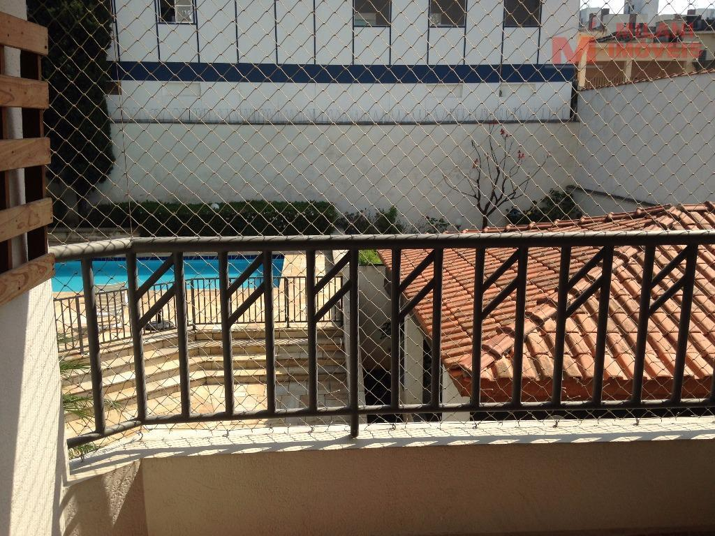 apartamento com 2 dormitórios, sendo um deles suite, conta com mais 2 banheiros, cozinha e quartos...