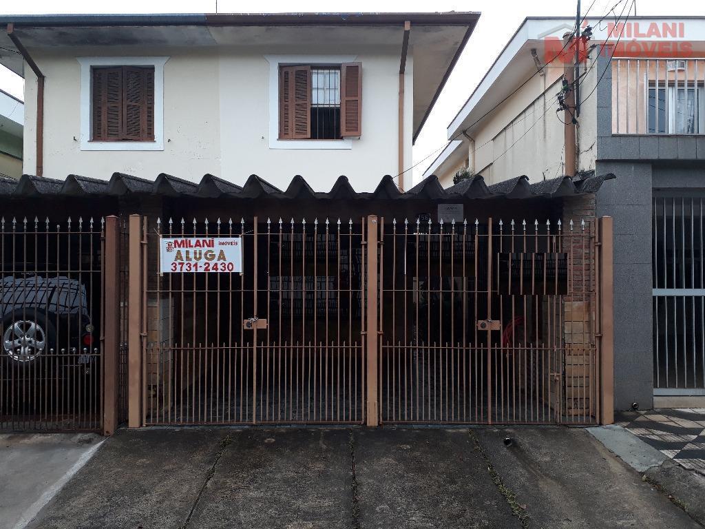 Sobrado residencial para locação, Butantã, São Paulo.