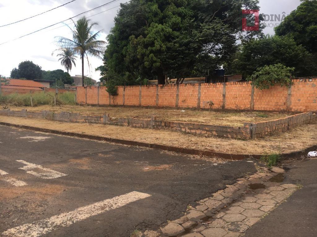 Terreno residencial à venda, Lourdes, Uberaba.
