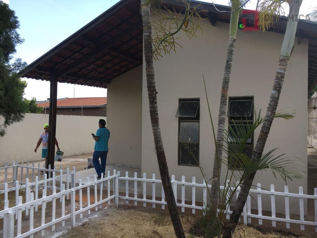Casa residencial à venda, Lourdes, Uberaba.