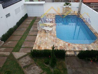 Sobrado residencial à venda, Estância Balneária Tupy, Itanhaém.