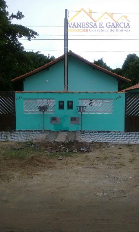 Casa residencial à venda, Loty, Itanhaém.