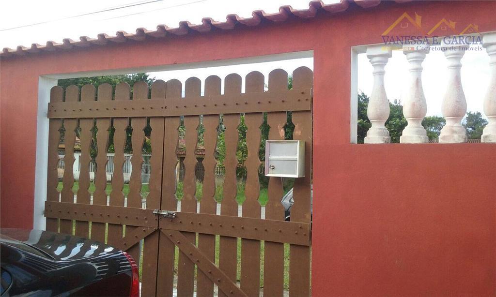 Casa residencial à venda, Jardim Santa Terezinha, Itanhaém.