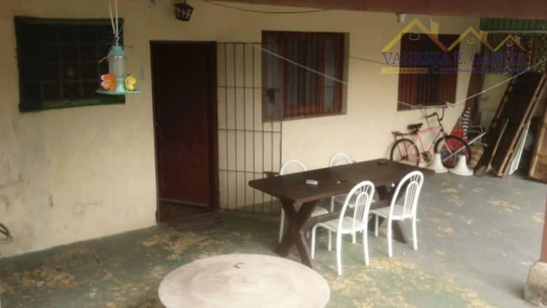 Casa residencial à venda, Conjunto Mazeo, Mongaguá.