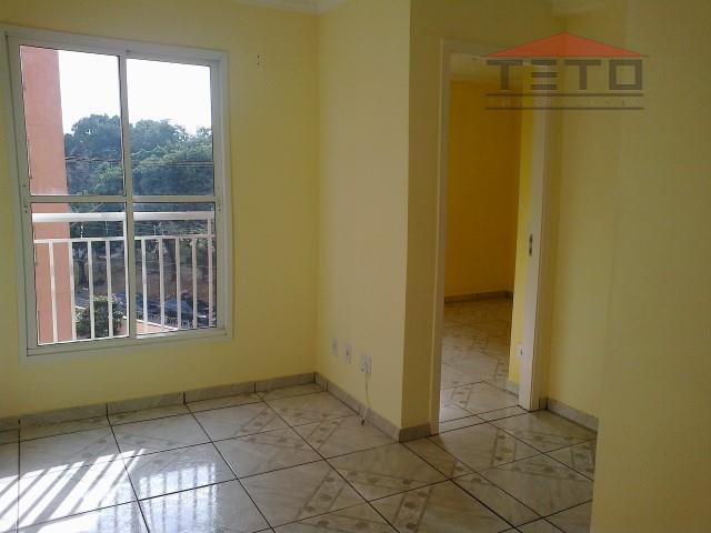 Apartamento de 2 dormitórios em Vila Flórida, Guarulhos - SP