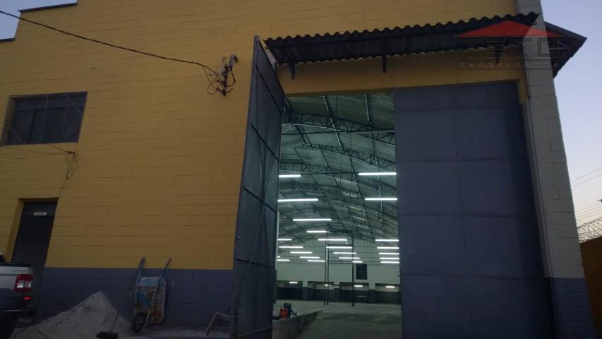 GALPÃO INDUSTRIAL OU LOGÍSTICO - 1.500m2 - GUARULHOS