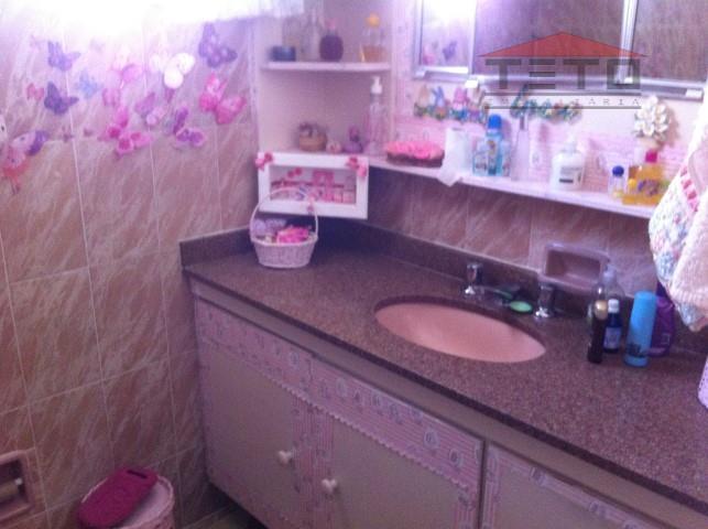 Sobrado de 2 dormitórios em Vila São Jorge, Guarulhos - SP
