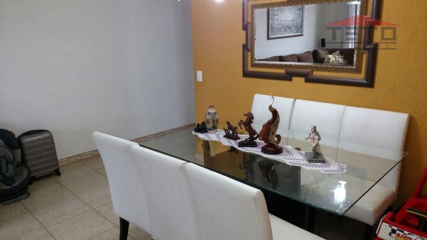 Apartamento de 3 dormitórios em Vila Pedro Moreira, Guarulhos - SP