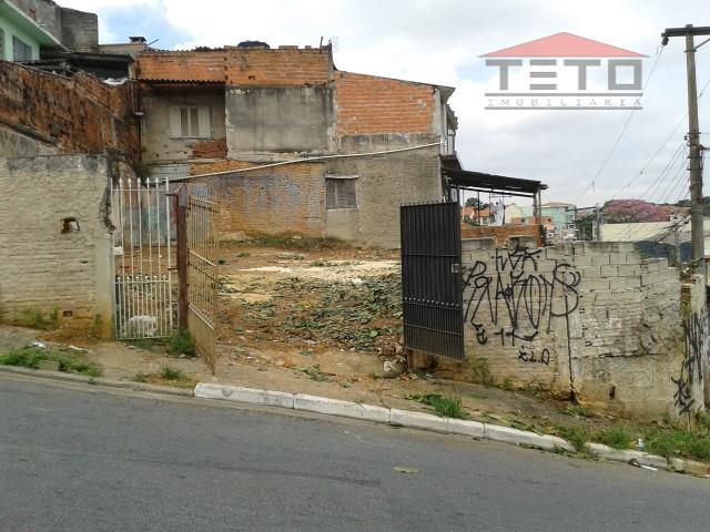 Terreno em Parque Santo Antônio, Guarulhos - SP