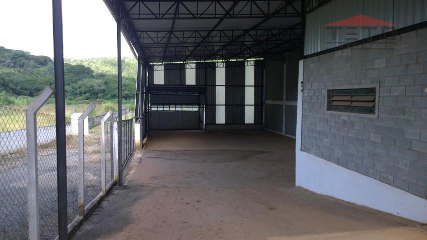 Galpão em Estância Santa Maria Do Portão, Atibaia - SP