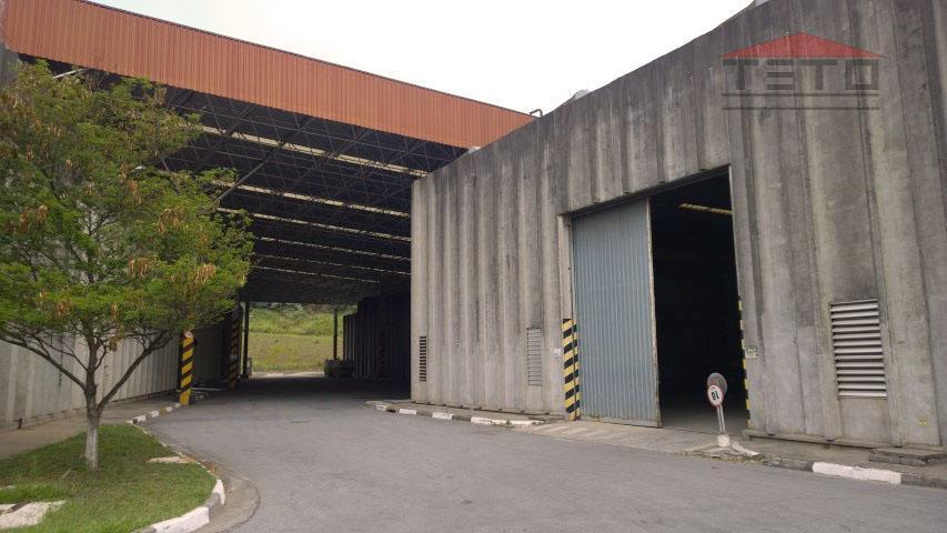 GALPÃO INDUSTRIAL -18.500 M2 DE ÁREA  CONSTRUIDA - GUARULHOS