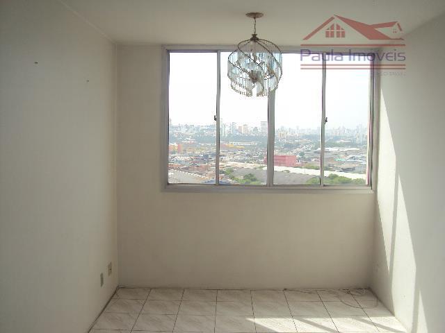 Apartamento  residencial para locação, Parque Novo Mundo, São Paulo.