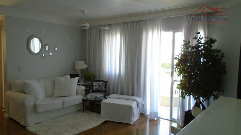 Apartamento residencial à venda, Parque Novo Mundo, São Paulo - AP0345.