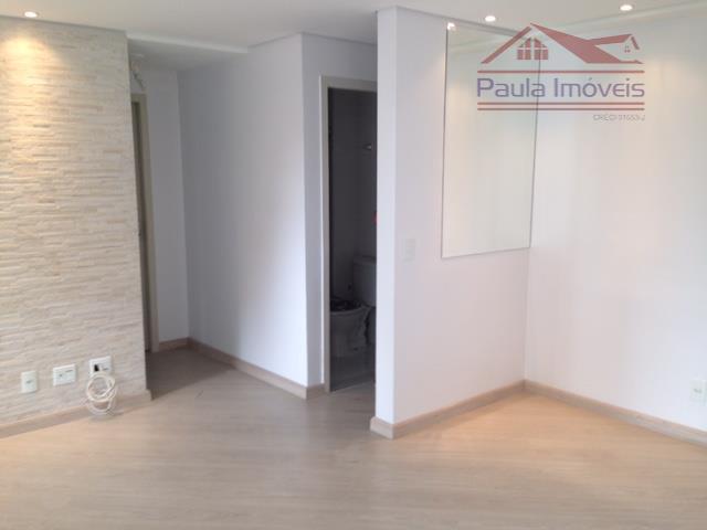 Apartamento residencial à venda, Parque Novo Mundo, São Paulo - AP0356.