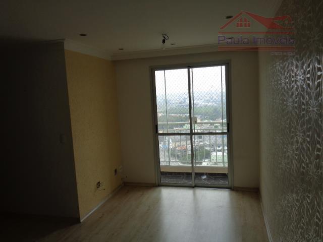 Apartamento residencial para locação, Parque Novo Mundo, São Paulo - AP0006.