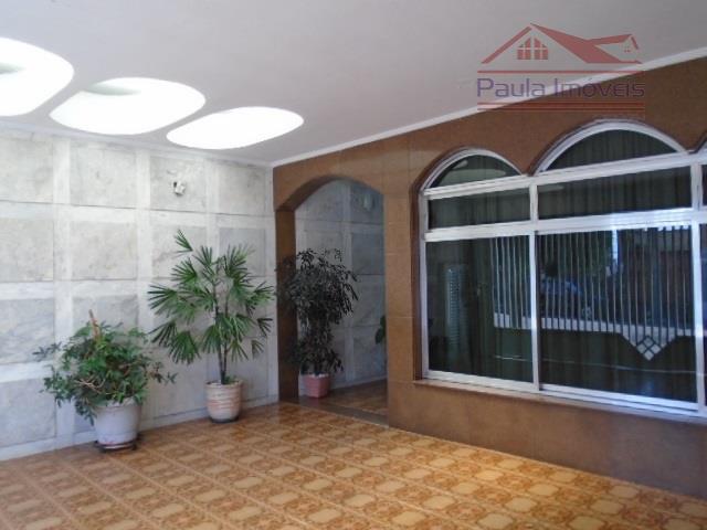 Sobrado residencial à venda, Parque Novo Mundo, São Paulo - SO0132.
