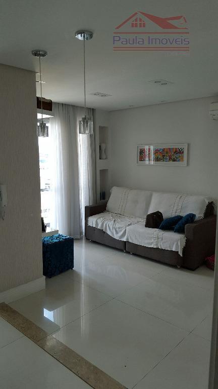 Apartamento residencial à venda, Parque Novo Mundo, São Paulo - AP0395.