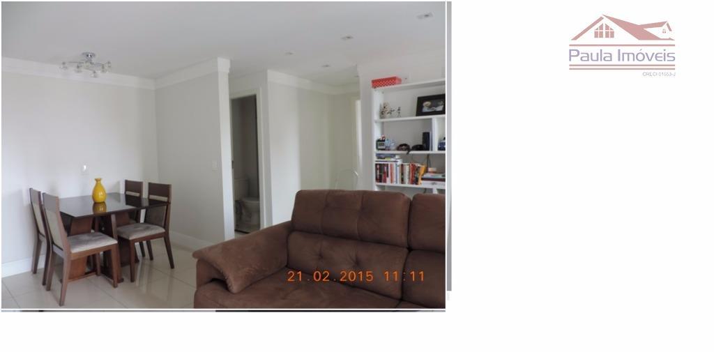 Apartamento residencial à venda, Parque Novo Mundo, São Paulo - AP0396.