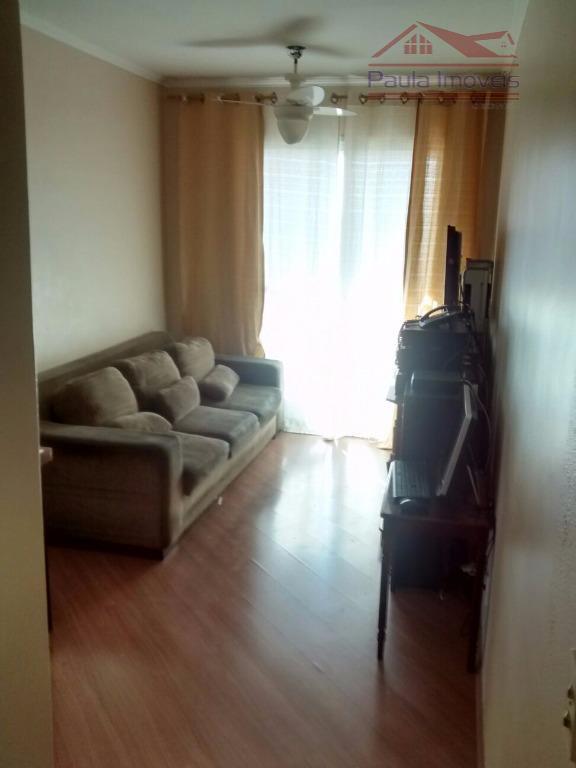 Apartamento residencial à venda, Parque Novo Mundo, São Paulo - AP0398.