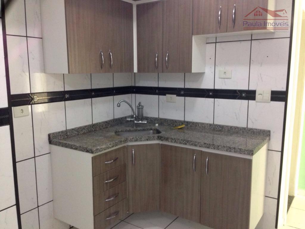 Excelente apartamento residencial para locação, Parque Novo Mundo, São Paulo.