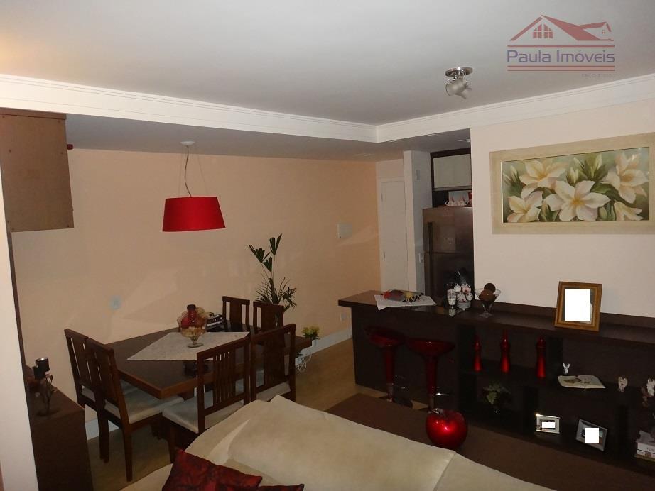 Apartamento residencial à venda, Parque Novo Mundo, São Paulo - AP0408.