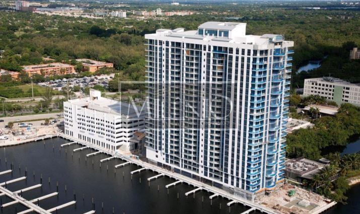 Marina Palms - Yacht Club e Residences