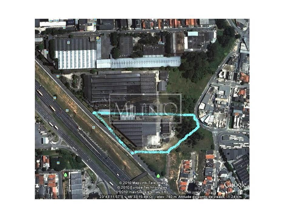 Galpão à venda em Assunção, São Bernardo Do Campo - SP