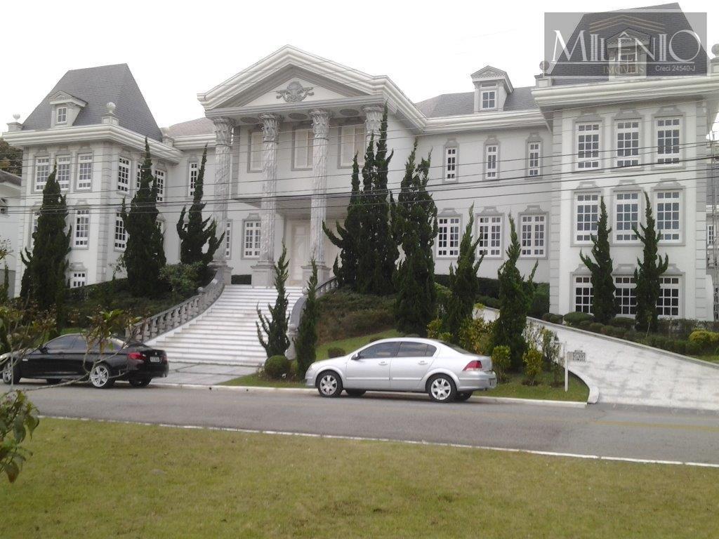 Casa Residencial à venda, Residencial Três (Tamboré), Santana de Parnaíba - CA1998.