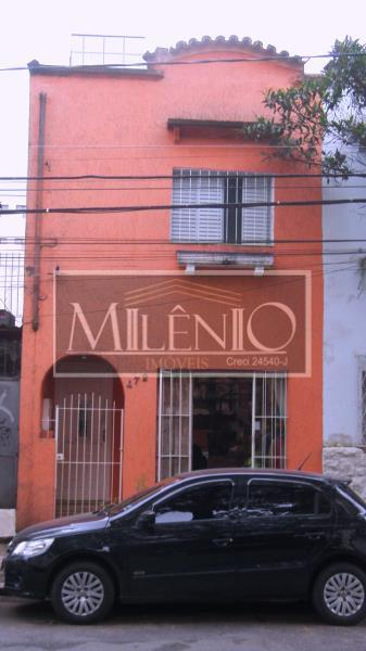 Casa de 2 dormitórios em Vila Mariana, São Paulo - SP