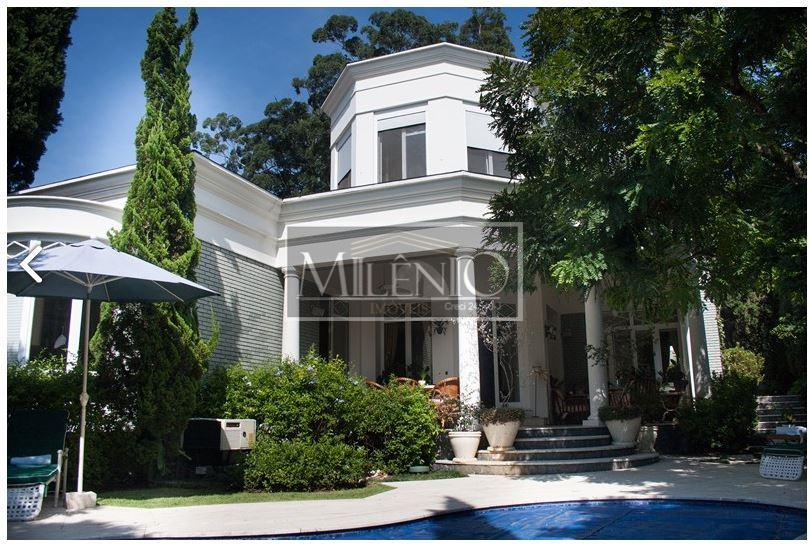 Casa Residencial à venda, Vila Morumbi, São Paulo - CA2100.