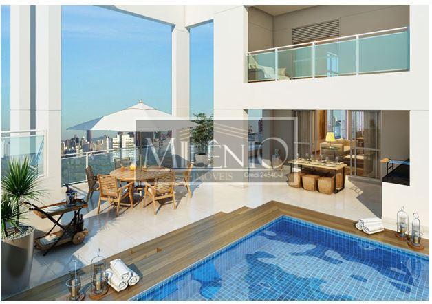 Apartamento Duplex de 3 dormitórios em Brooklin, São Paulo - SP