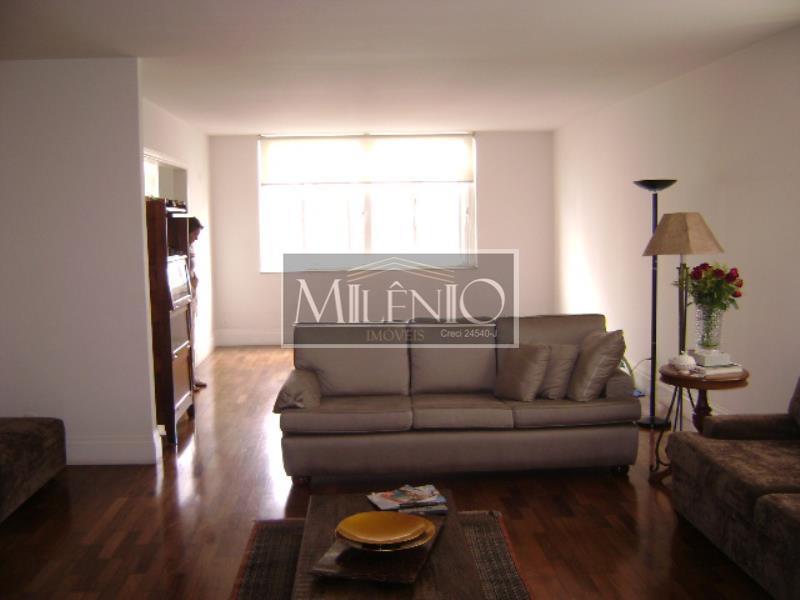 Apartamento de 4 dormitórios em Jardim Paulista, São Paulo - SP