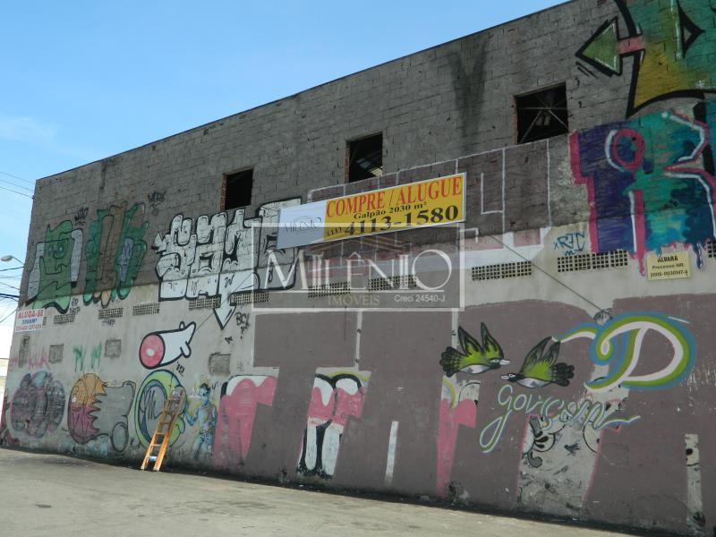 Galpão em Saúde, São Paulo - SP