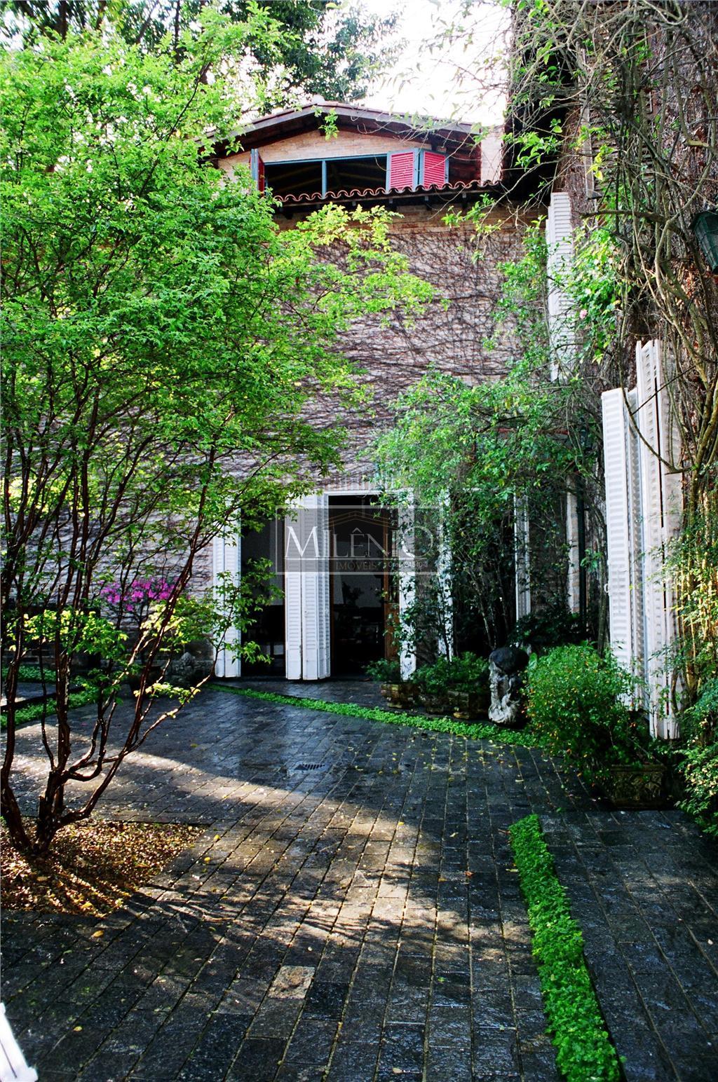 Casa Residencial à venda, Jardim Petrópolis, São Paulo - CA2118.