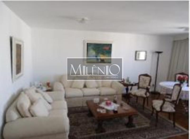 Apartamento de 3 dormitórios em Cerqueira César, São Paulo - SP