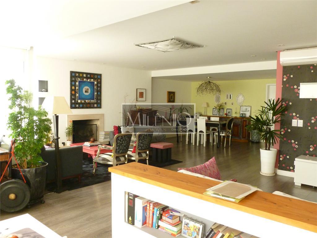 Apartamento Residencial à venda, Real Parque, São Paulo - AP10674.