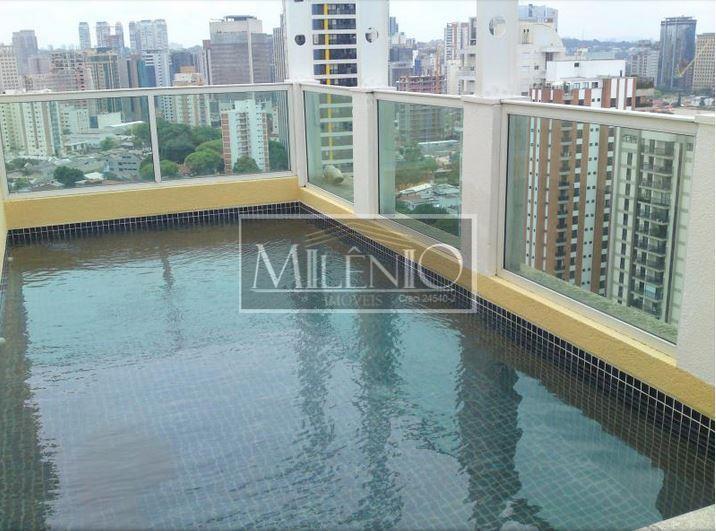 Apartamento Duplex de 1 dormitório em Vila Olímpia, São Paulo - SP
