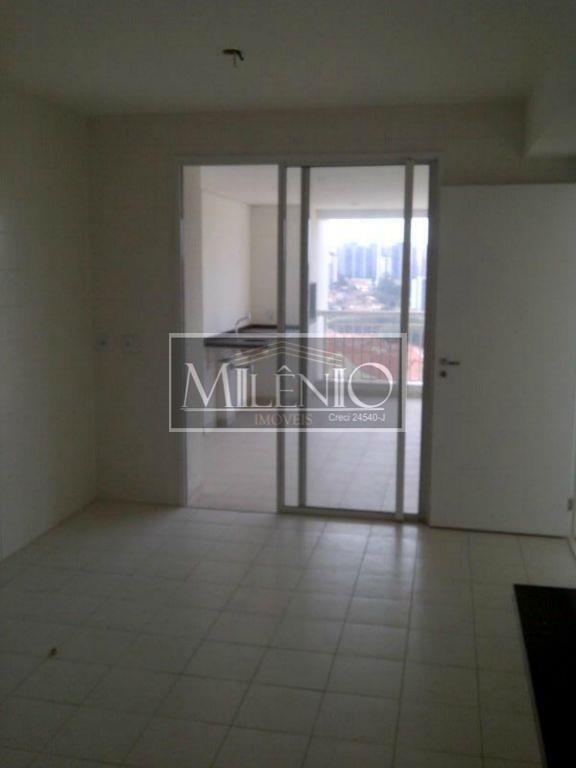 Apartamento de 3 dormitórios em Jardim Monte Kemel, São Paulo - SP
