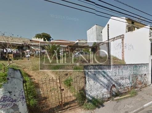 Terreno à venda em Jabaquara, São Paulo - SP