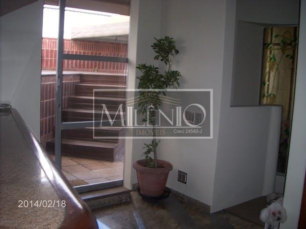 Cobertura de 5 dormitórios em Brooklin, São Paulo - SP