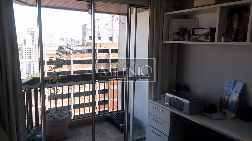 Cobertura de 2 dormitórios em Vila Mariana, São Paulo - SP