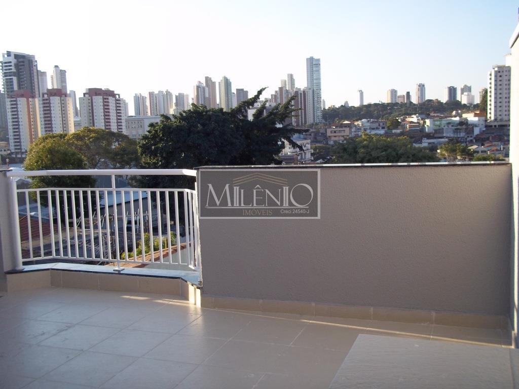 Sobrado de 3 dormitórios em Anália Franco, São Paulo - SP
