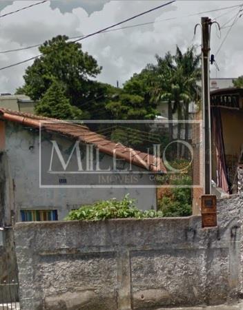 Terreno à venda em Cidade Ademar, São Paulo - SP