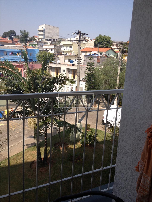 Apartamento de 3 dormitórios à venda em Jardim Luísa, São Paulo - SP