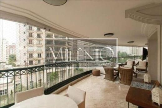 Apartamento de 4 dormitórios à venda em Chácara Itaim, São Paulo - SP