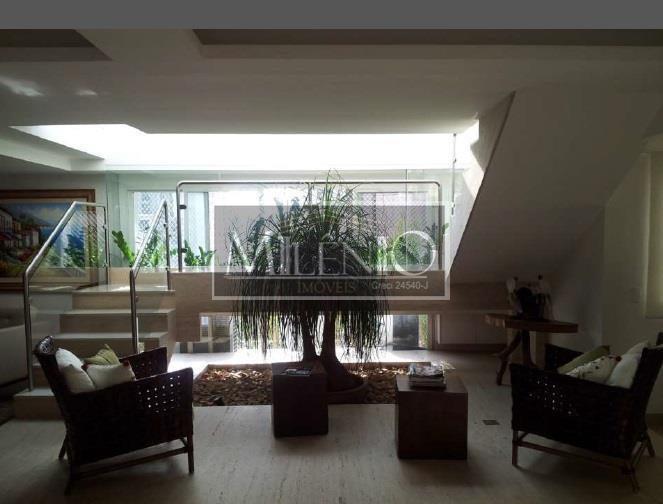 Cobertura de 4 dormitórios em Jardim Europa, São Paulo - SP