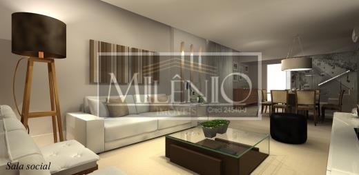 Cobertura de 3 dormitórios em Jardim Paulista, São Paulo - SP