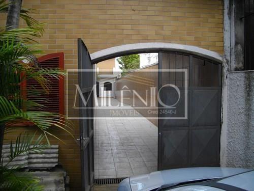 Casa de 3 dormitórios à venda em Cidade Vargas, São Paulo - SP